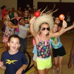 Kids Party Dancing Fun