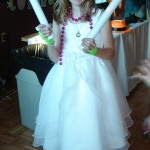 Communion Party Girl