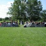 Outdoor Wedding Philadelphia