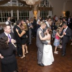 Mandel Wedding Reception Slow Dancing